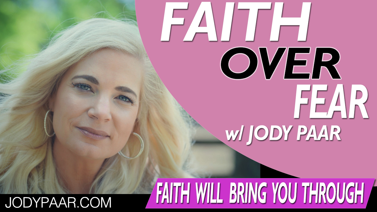 inspirational podcast - jody paar - women of faith podcast